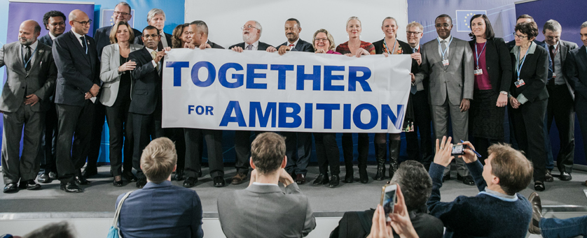 Gruppe der High Ambition Coalition